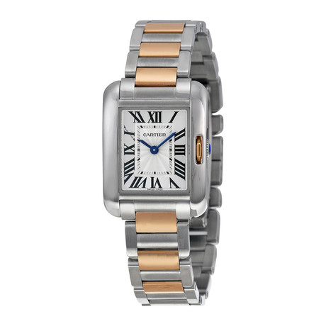 Cartier Tank Anglaise Automatic // W5310019 // New