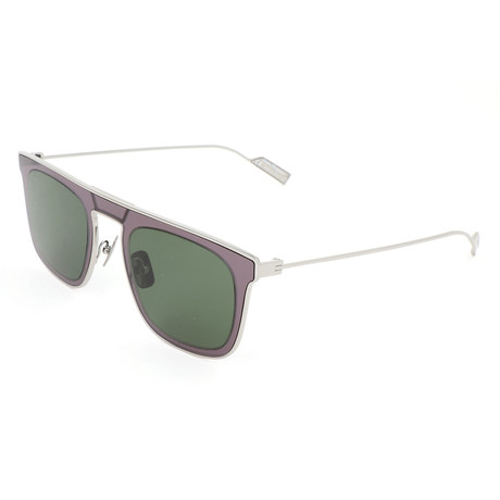 Men's SF187S Sunglasses // Green + Gray