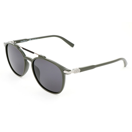 Men's SF893S Sunglasses // Olive Green