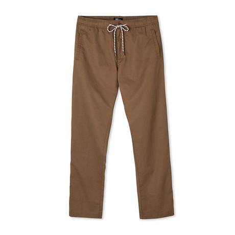 Solid Beach Pant // Khaki (XS)