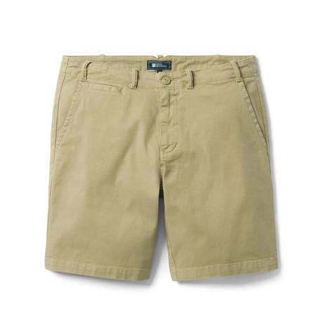 Solid Short // Coriander Khaki (30)
