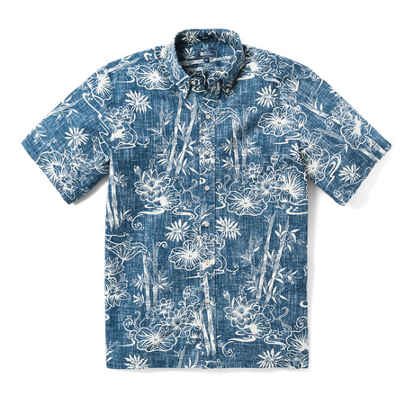 Year Of The Rat Shirt // Blue (XS)