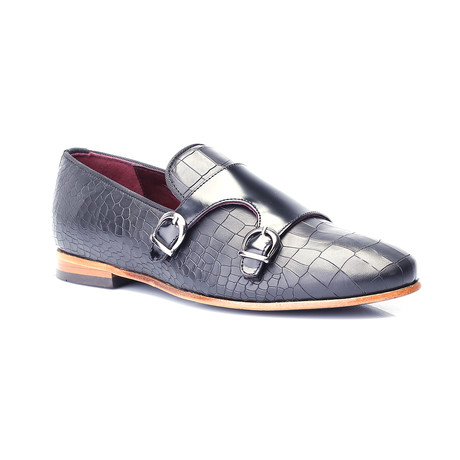 Rene Dress Shoes // Black (Euro: 39)