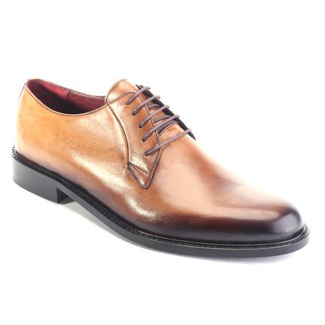 Jasper Dress Shoes // Beige Dastin (Euro: 39)