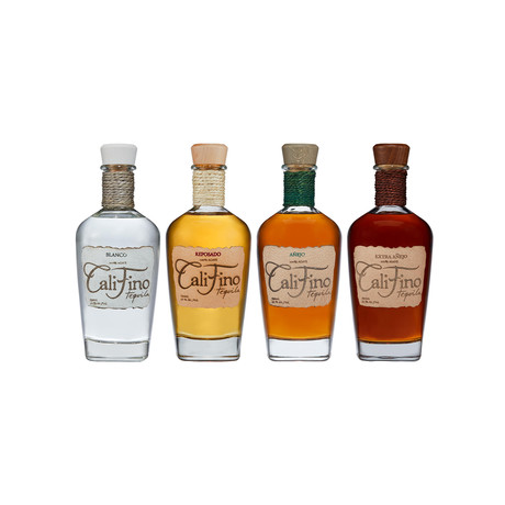 Complete Tequila Pack // Set of 4
