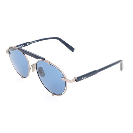 Men's SF197S Sunglasses // Matte Dark Gunmetal