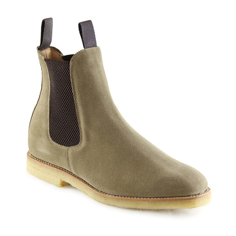 Clint Suede Chelsea Boot // Dirty Buck (US: 7)