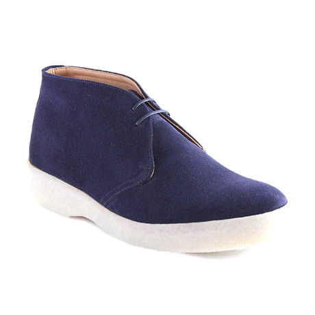 Justin Suede Chukka Boot // Navy (US: 7)