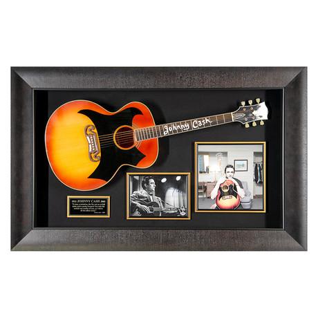 Johnny Cash // Guitar // Signed