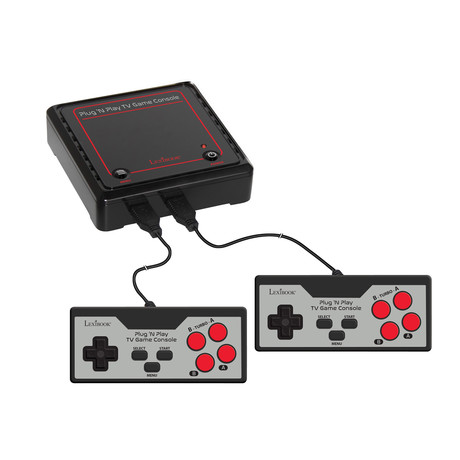 Lexibook Retro Game Console