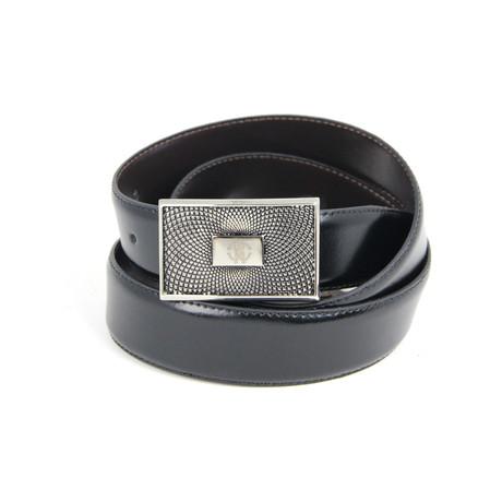 Rigoberto Belt // Black + Brown (30)