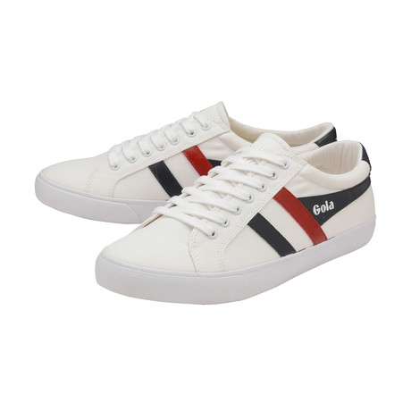 Varsity // White + Navy + Red (US: 7)
