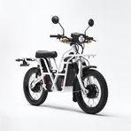 2x2 Dual Electric Motorcycle