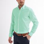 Emilio Button-Up Shirt // Mint (M)
