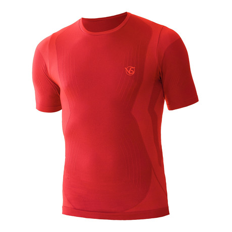 VivaSport // 5 T-Shirt // Red (S/M)