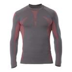 Iron-Ic // 1.1 Long Sleeve T-Shirt // Gray (XXL)