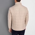 Julian Coat // Beige (Small)