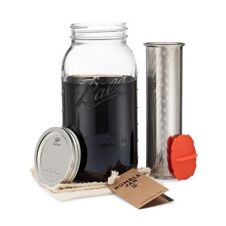 Rumble Jar // 64oz Filter (Red)