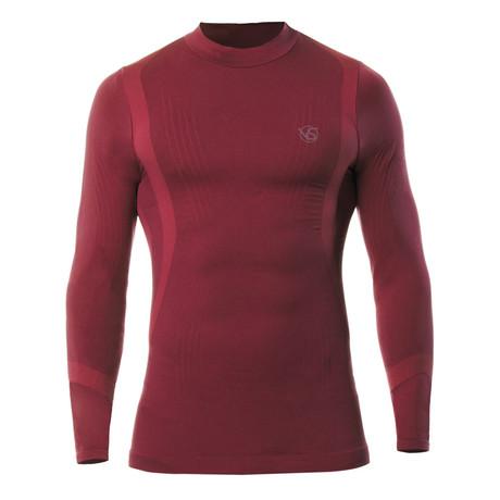 VivaSport // 52 T-Shirt // Granata (S/M)