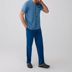 Andy Pajamas // Blue (XS)