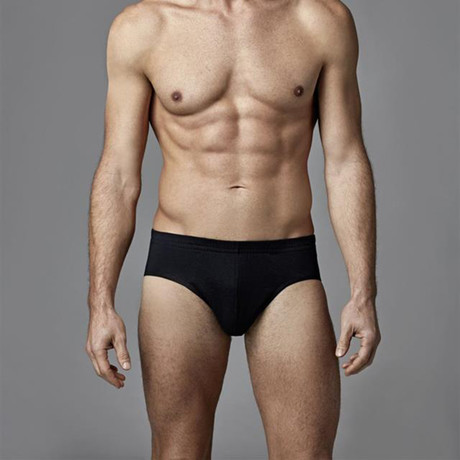 Fit Underwear // Set of 2 // Black (XS)