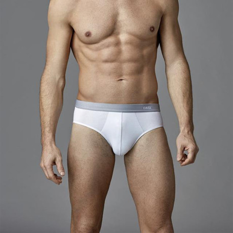 Fit Underwear // White (XS)