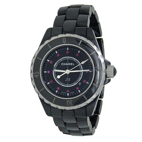 Chanel Ladies J12 Quartz // H1634 // Pre-Owned