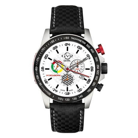 GV2 Scuderia Chronograph Swiss Quartz // 9915