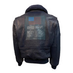 Top Gun® Official Signature Series Jacket // Navy (XL)