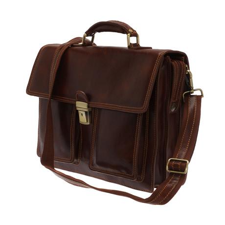 Plinio Bag // Brown