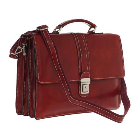 Palladio Bag // Red