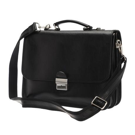 Botticelli Bag // Black