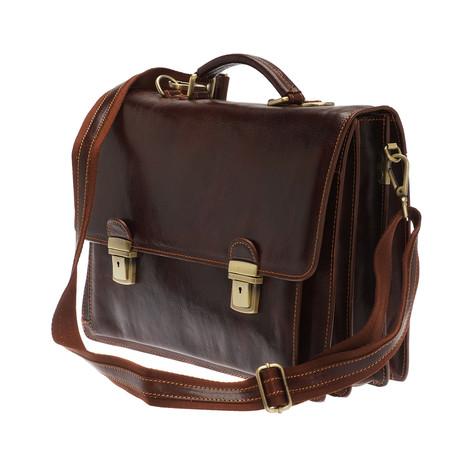 Apollo Bag // Brown