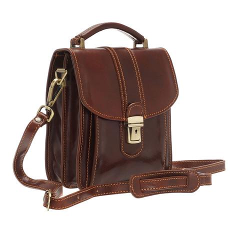 Tintoretto Bag // Brown