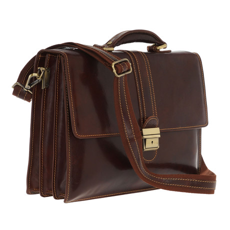 Palladio Bag // Brown