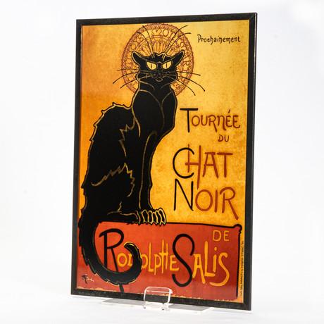 Steinlen // Le Chat Noir