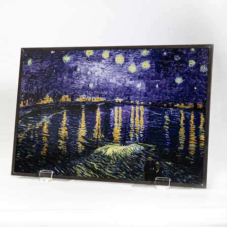 Van Gogh // Starry Night Over The Rhone
