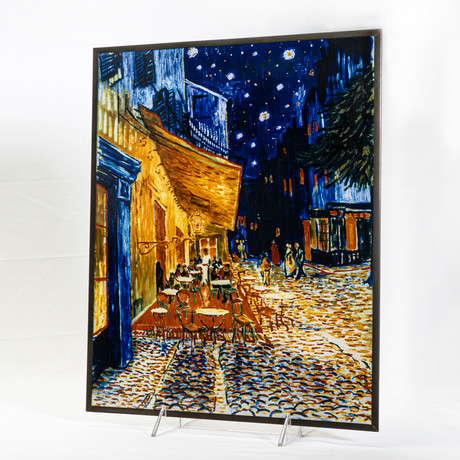 Van Gogh // Cafe Terrace At Night // Hanging Only