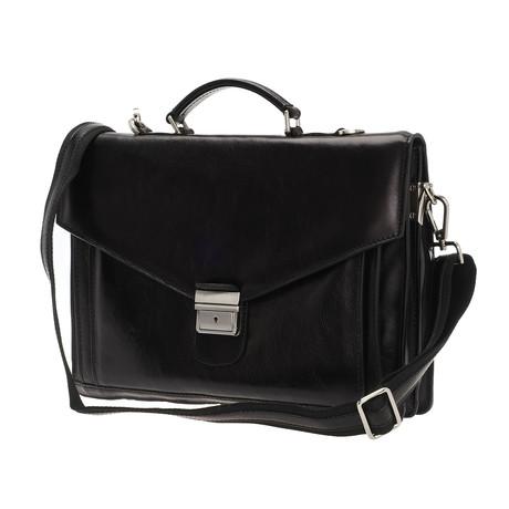 Spartaco Bag // Black