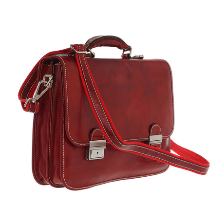 Giotto Bag // Red