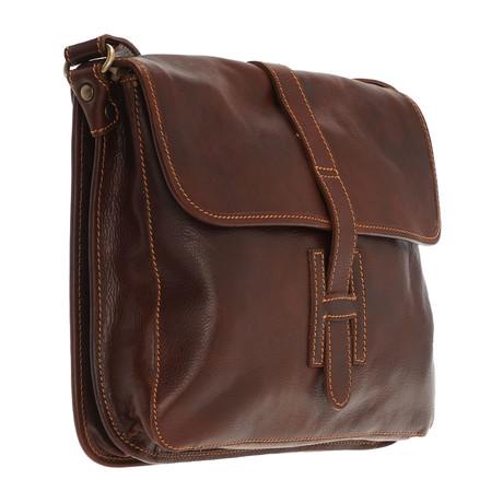 Tiziano Bag // Brown