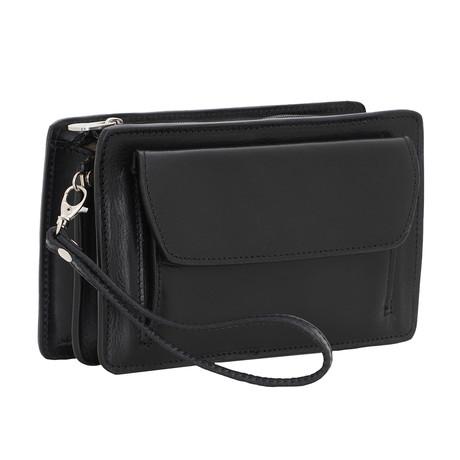 Veneziano Bag // Black