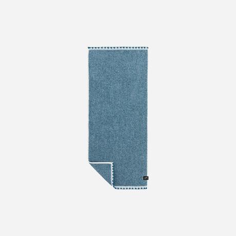 Luxe Hand Towel (Navy)