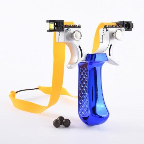Tactical Slingshot Q33 // Blue