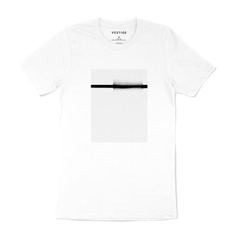 Off White Graphic T-Shirt // White (S)