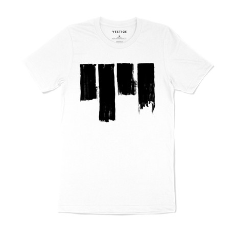 Corral Graphic T-Shirt // White (S)