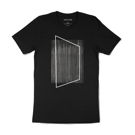 Untitled Graphic T-Shirt // Black (S)