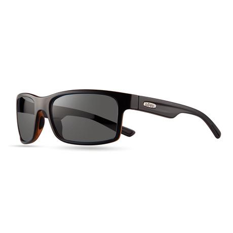 Crawler XL Polarized Sunglasses (Matte Black + Graphite)