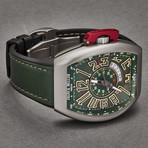 Franck Muller Vanguard Automatic // 45SCGRNUNLCK