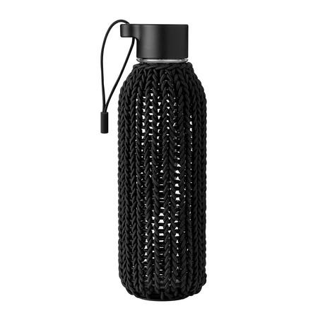 CATCH-IT Drinking Bottle // 20.3oz (Black)